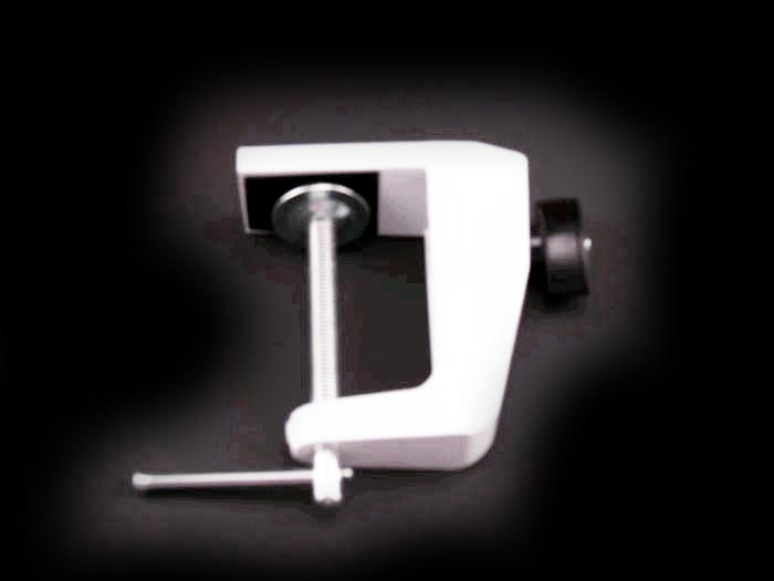 TG582. Tite-Grip metal clamp for all swing-arm lamps